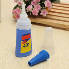 401 RapidFix Instant Fast Adhesive 20g Bottle Stronger Super Glue Multi-Purpose