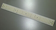 100x CREE PLCC4 3528  LED Alu Leiste 24Volt 18Watt 1630lm 4000K weiß Panel Strip