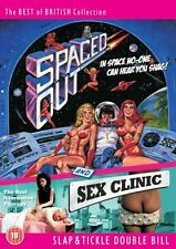 Spaced Out / Sex Clinic 1972 DVD