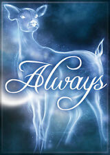"""Harry Potter Photo Quality Magnet: """"ALWAYS"""""""