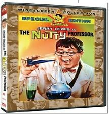 NUTTY PROFESSOR DVD SPECIAL EDITION Jerry Lewis Brand New and Sealed UK Release