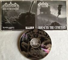 Mortician - House By The Cemetery CD OOP 1995 RELAPSE repulsion rottrevore