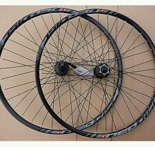 "27.5"" 650b Mountain bike MTB wheels Shimano Deore 8 / 9 / 10 speed QR Disc brake"