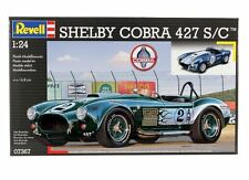 REVELL - 1:24 SCALE, SHELBY COBRA 427 S/C - 07367