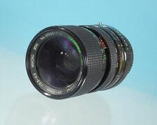 Hanimex Mc Auto zoom 35-70mm/2.5-3.5 macro Pentax K objetivamente lens objectif - 16061