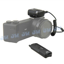 JJC II Wireless Shutter Release For SIGMA DP1 DP2 DP3 Quattro Camera as CR-31