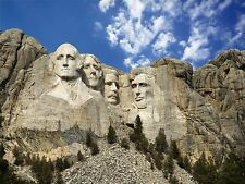 ART PRINT POSTER PHOTO LANDMARK MOUNT RUSHMORE SOUTH DAKOTA USA LFMP0069