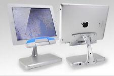 iPad 1 2 & 3 | Ladestation Dockingstation Ladegerät | BLAUE LED BELEUCHTUNG |