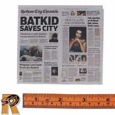 Weapon Advisor - Gotham Newspaper - 1/6 Scale - VTS Action Figures