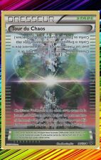 Tour du Chaos Reverse - XY10 - 94/124 - Carte Pokemon Neuve Française