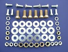 57 Chevy Front Bumper Mounting Hardware Set