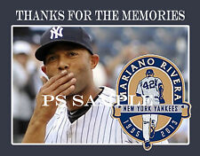 NY Yankees MARIANO RIVERA - Retirement - FRIDGE MAGNET