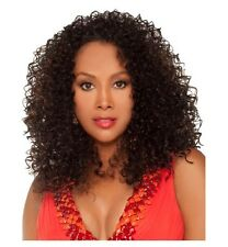 Kara Vivica A Fox Wig Layered Spiral Curl Women's 3/4 Synthetic New