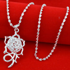 Jewelry Fashion  925 silver   Pendant  gift for women N-236