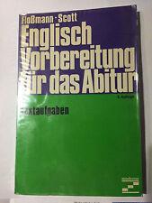 Abitur Vorbereitung Englisch für Textaufgaben