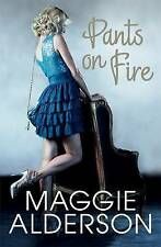 Pants on Fire by Maggie Alderson Medium Paperback 20% Bulk Book Discount