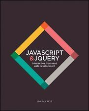 JavaScript and JQuery : Interactive Front-End Web Development by Jon Duckett (20