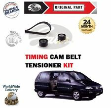 FOR PEUGEOT 806 2.0 16V 1998-2003  NEW GATES TIMING CAM BELT TENSIONER KIT