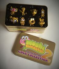 MOSHI MONSTERS - GOLD MONSTER COLLECTION 2 - LIMITED EDITON