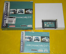 COLIN MCRAE RALLY 2.0 Game Boy Advance Gba Versione Europea ••••• COMPLETO