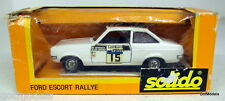 SOLIDO 1/43 - NO.61 FORD ESCORT MK2 RALLYE ARI VATANEN LOMBARD RALLY DIECAST CAR