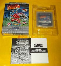 SUPER SMASH T.V. Sega Game Gear Versione Italiana TV ○○○○○ COMPLETO