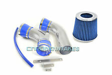 BLUE 93 94 95 96 97 FORD PROBE GT/MAZDA MX6/626 2.5 2.5L V6 COLD AIR INTAKE KIT
