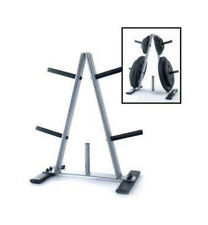 Olympic Weight Bench Plate Tree Rack 300lbs NEW