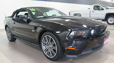 Ford : Mustang GT Convertible 4.6L Shaker Manual Leather