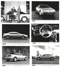 Rover CCV Coupe Concept Car x 6 original black & white Press Photographs