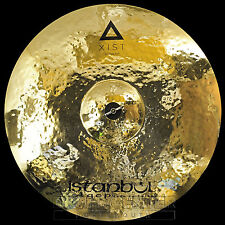 "Istanbul Agop Xist Brilliant Raw Ride Cymbal 20"" - VIDEO - XRWRB20"