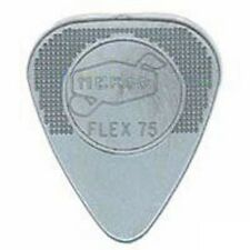 Herco Guitar Picks  12 Pack  Silver Flex 75 Medium Picks