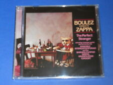 Frank Zappa / Boulez - The perfect stranger - CD  SIGILLATO