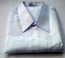 Mens Thai Silk Casual Dress Shirts  /S-XXXL /23 Colours / 6 Sizes / Long Sleeve