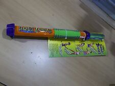 "Aqua-Zooka water soaker toy Shoots up to 60 feet!  18"" long NIP"