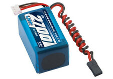LRP VTEC LiPo 2S 7.4V 2700mAh 2/3A Receiver Hump Battery