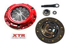 XTR RACING STAGE 2 CLUTCH KIT for 84-87 HONDA CIVIC CVCC WAGON CRX 1.3L 1.5L