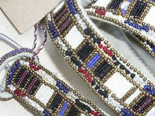 Isabel marant H&M beaded belt bnwt
