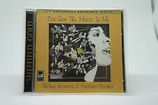 I've Got the Music in Me by Thelma Houston Gold24k limited (CD, Sheffield Lab)