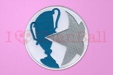UEFA Super Cup Final 1999 Football Sleeve Soccer Embroidery Patch / Badge