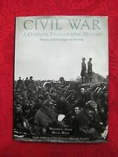 Civil War Album A Complete Photographic History; Fort Sumter to Appomattox HC DJ