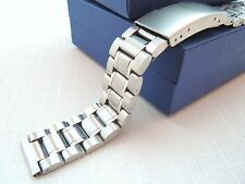 20 mm Stainless Steel Watch bracelet New Brushed wristband Orient