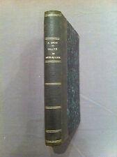 ANGOT Alfred - Traité élémentaire de météorologie. - 1907