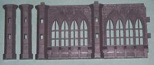 Pegasus Hobbies-bâtiment ville gothique-double panneau fenêtre