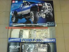 Tamiya 58372 1/10 RC Ford F350 High-Lift - 4X4-3SPD Off Road