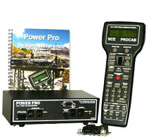NCE HO PH-Pro 5 AMP DCC Starter Set & Pwr Supply NEW 0001