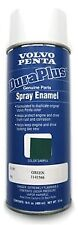 Genuine OEM Volvo Penta Green Diesel Engine Touch-Up Spray Paint 1141566.