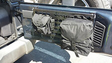 jk MOLLE panels fender well panels w/fold down tailgate (package deal)