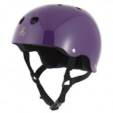 Helmet by Triple Eight skate bike jetski extreme jump safety head pad  protect