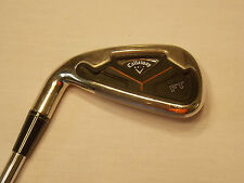 Callaway FT 6 Iron, True Temper Dynamic Gold Reg Flex Shaft & Golf Pride Grip.